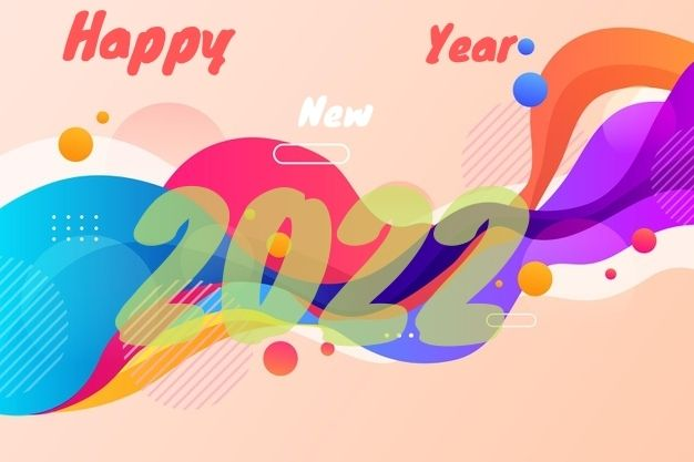 Happy New Year 2022 Eve Images Free to Download