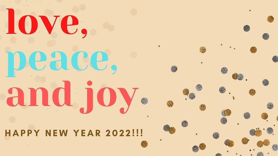 HD Images for Happy New Year 2022