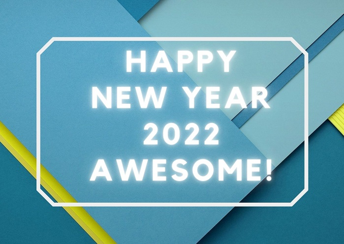 Happy New Year 2022 Background Images