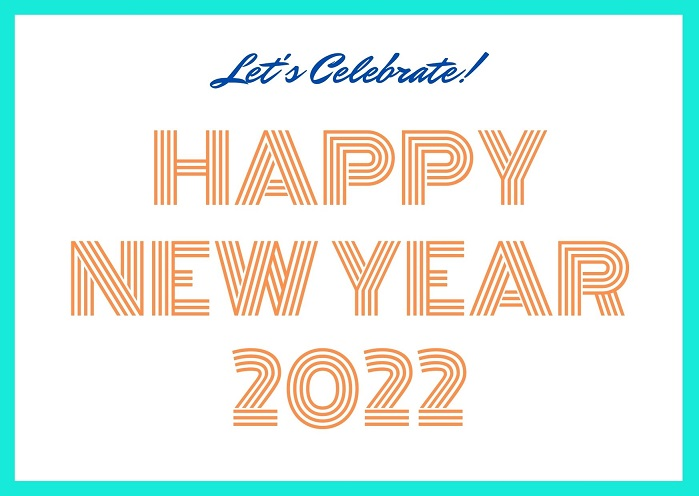 Happy New Year 2022 Countdown Images