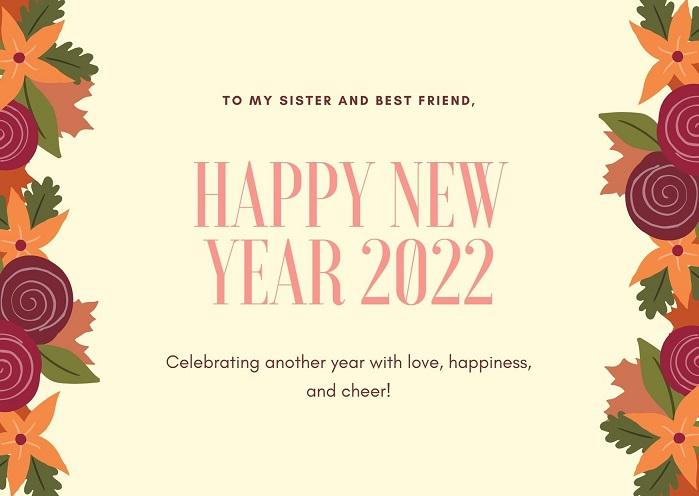 Happy New Year 2022 Desktop HD Wallpapers Download