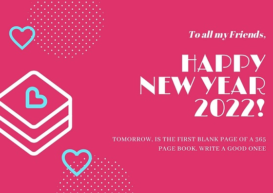 Happy New Year 2022 Eve Countdown Images For Facebook