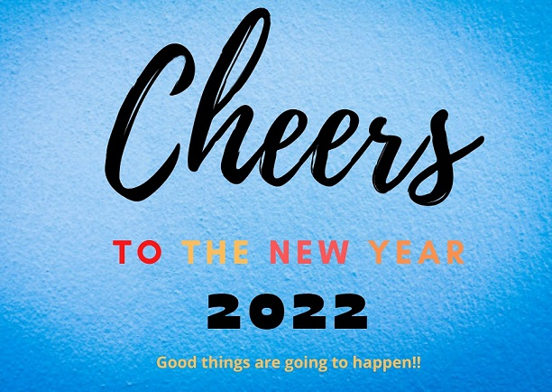 Happy New Year 2022 Eve Countdown Images for Whatsapp