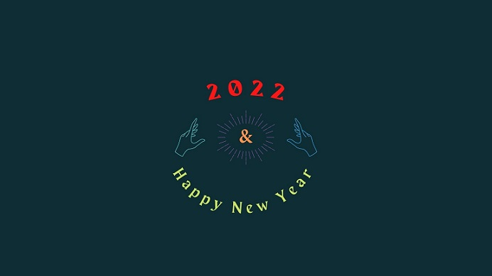 Happy New Year 2022 Eve Cover Images