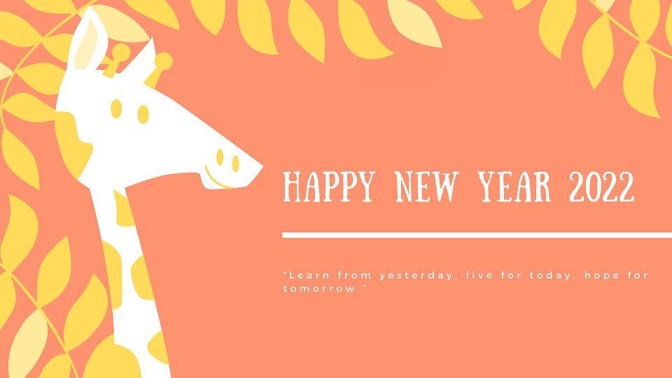 Happy New Year HD Images Free 2022