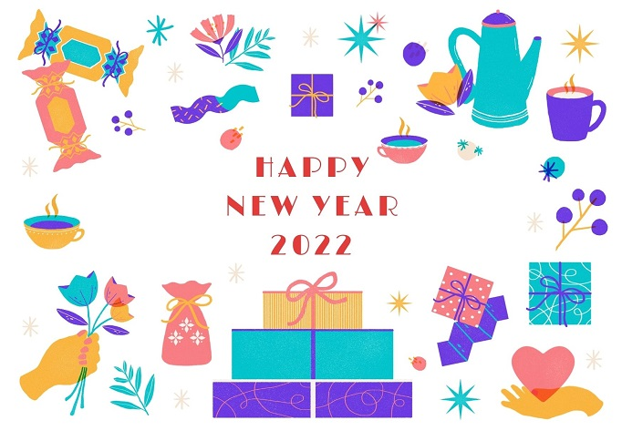 Happy New Year Wishes Images 2022