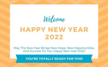 Advance Happy New Year 2022 Pictures, Images, Wallpapers