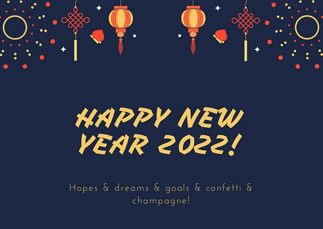 Advance Happy New Year Eve 2022 Pictures For Family