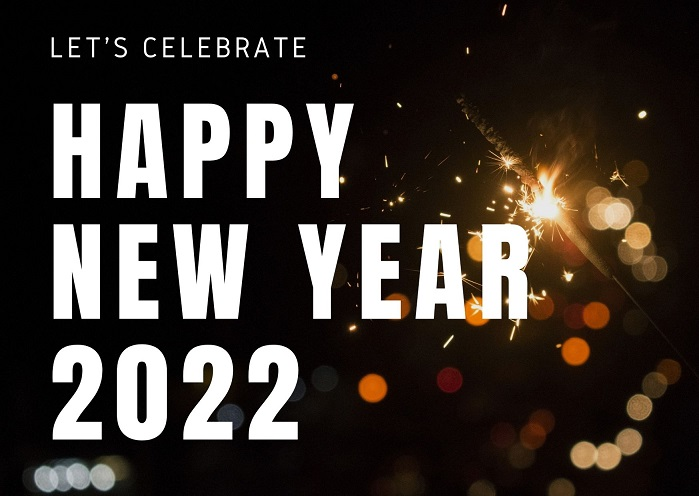 Happy New Year 2022 Advance Pictures Images Wallpapers