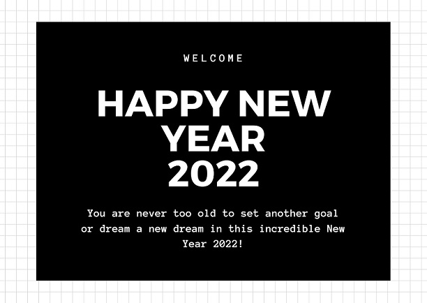 Happy New Year 2022 Eve Images For Mom and Dad