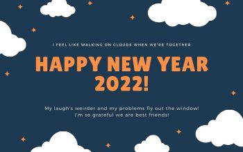 Happy New Year 2022 Facebook Covers Images