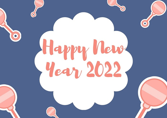 Happy New Year 2022 Facebook Timeline Cover HD Images