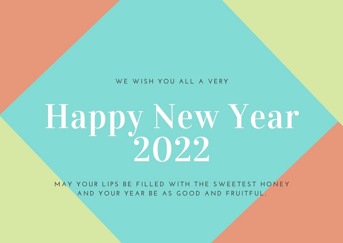 Happy New Year 2022 Facebook Timeline Cover Images