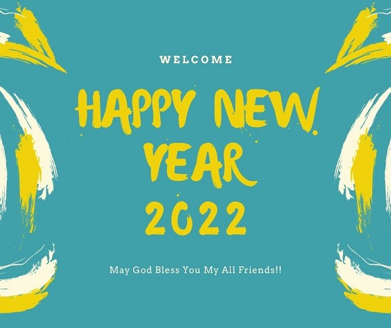 Happy New Year 2022 HD Photos & Images