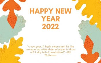Happy New Year 2022 Images For Mom and Dad