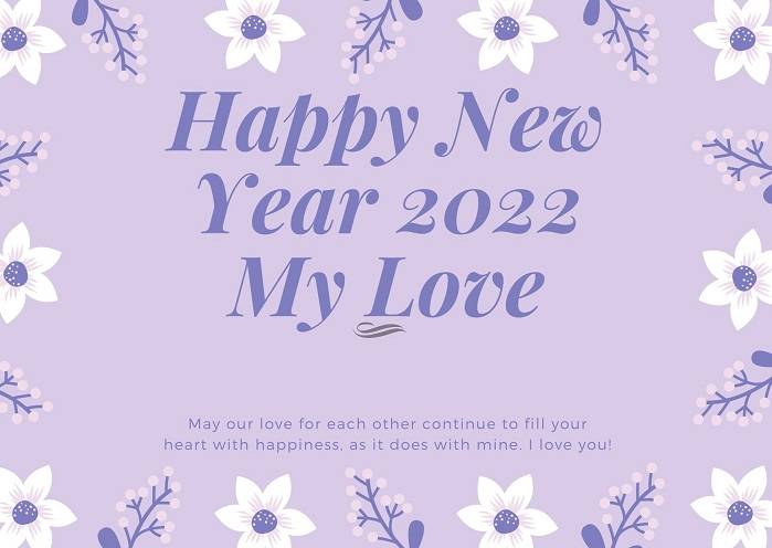 Happy New Year 2022 Messages Images for Friends & Family