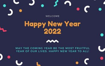 Happy New Year 2022 Quotes DP Images