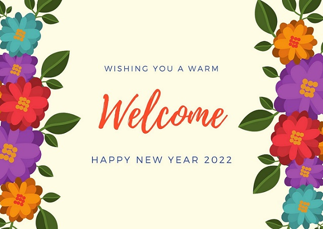 Happy New Year 2022 Story Wallpapers - Facebook, Whatsapp & Instagram