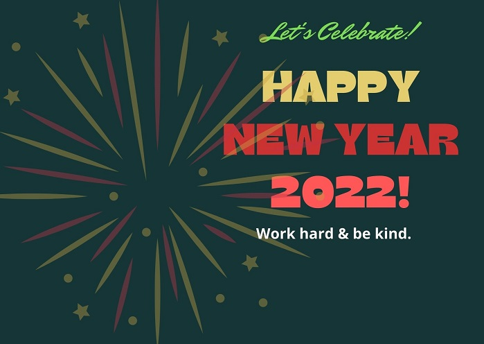 Happy New Year 2022 Story Wallpapers and Pictures