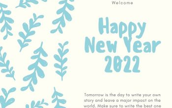 Happy New Year 2022 Twitter Images Pictures