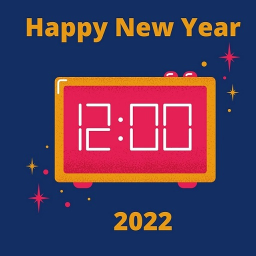 Happy New Year Eve 2022 Countdown Wishes Images