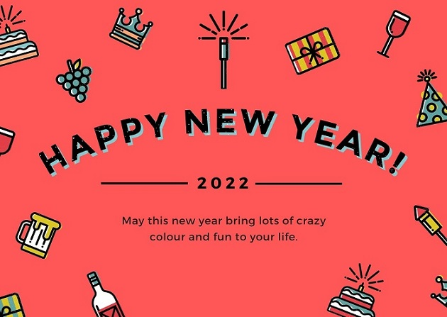 Happy New Year Eve 2022 Wishes Images