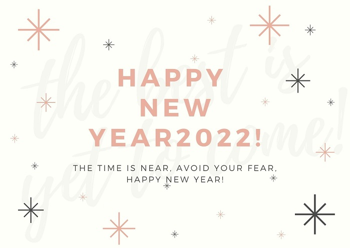 New Year Eve 2022 Wishes Images