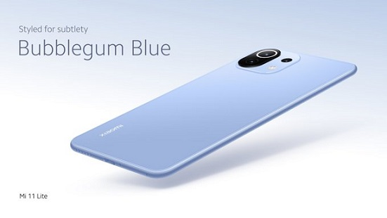 Xiaomi Mi 11 Lite Price Release Date Specifications