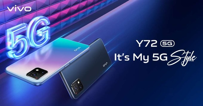 Vivo Y72 5G Price Features Specs