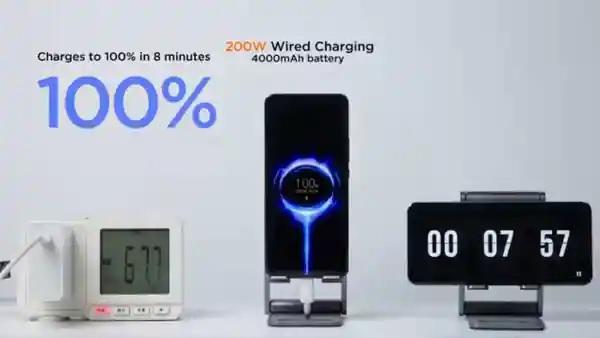 xiaomi 200w hypercharge mass production