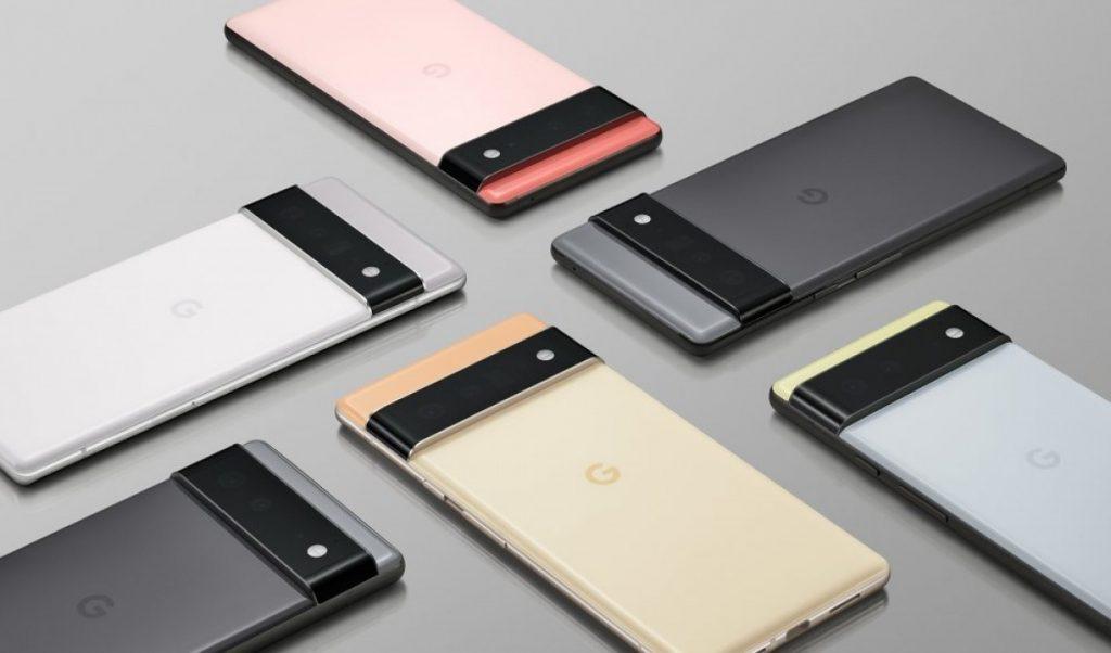 Google Pixel 6 Release Date