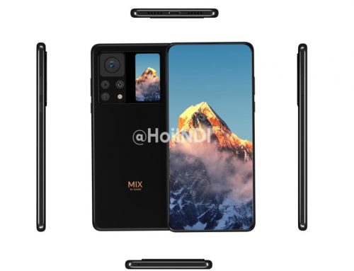 Mi Mix 4 Launch Date Specifications