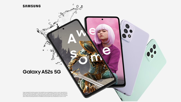 Samsung Galaxy a52s 5g 120HZ Price Specifications Launch