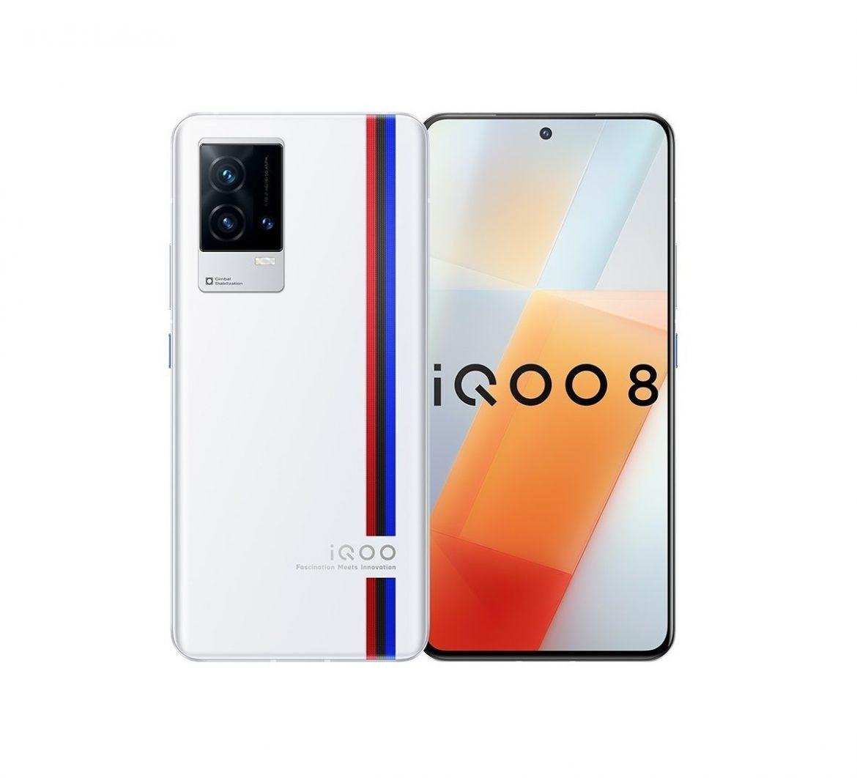 Vivo iQOO 8 120Hz launched Price Specifications