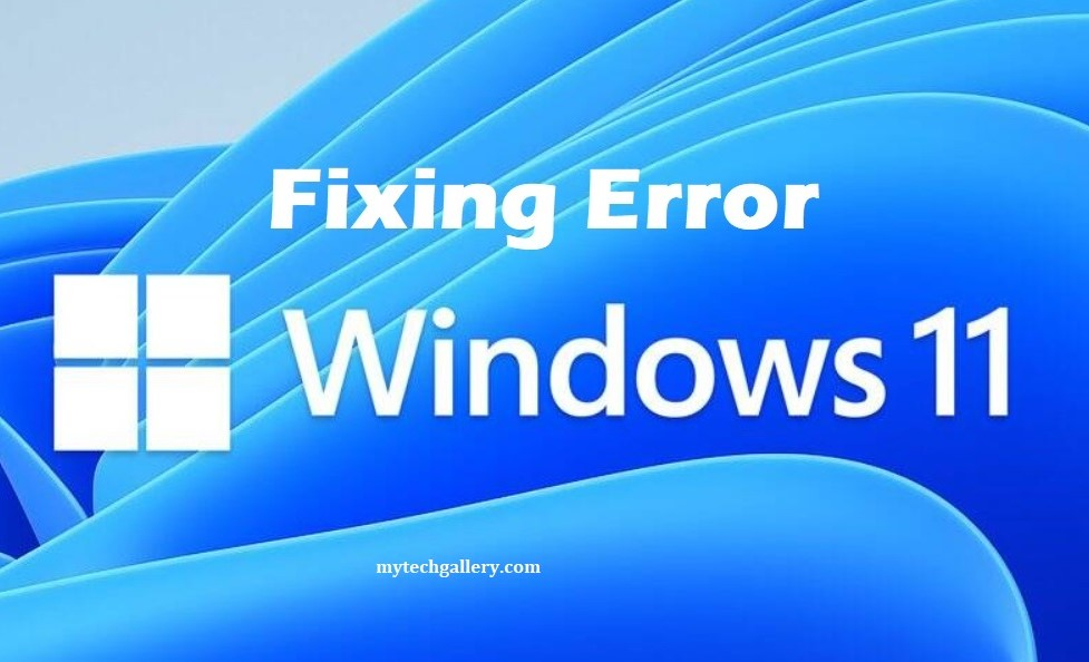 How To Repair Windows 11 Fix Corrupted Files