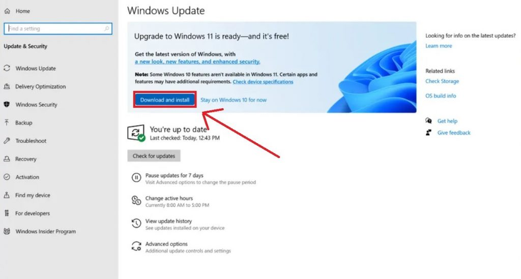 How to get a free Windows 11 upgrade early