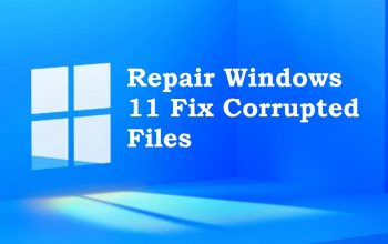 How To Repair Windows 11 and Fix Corrupted Files