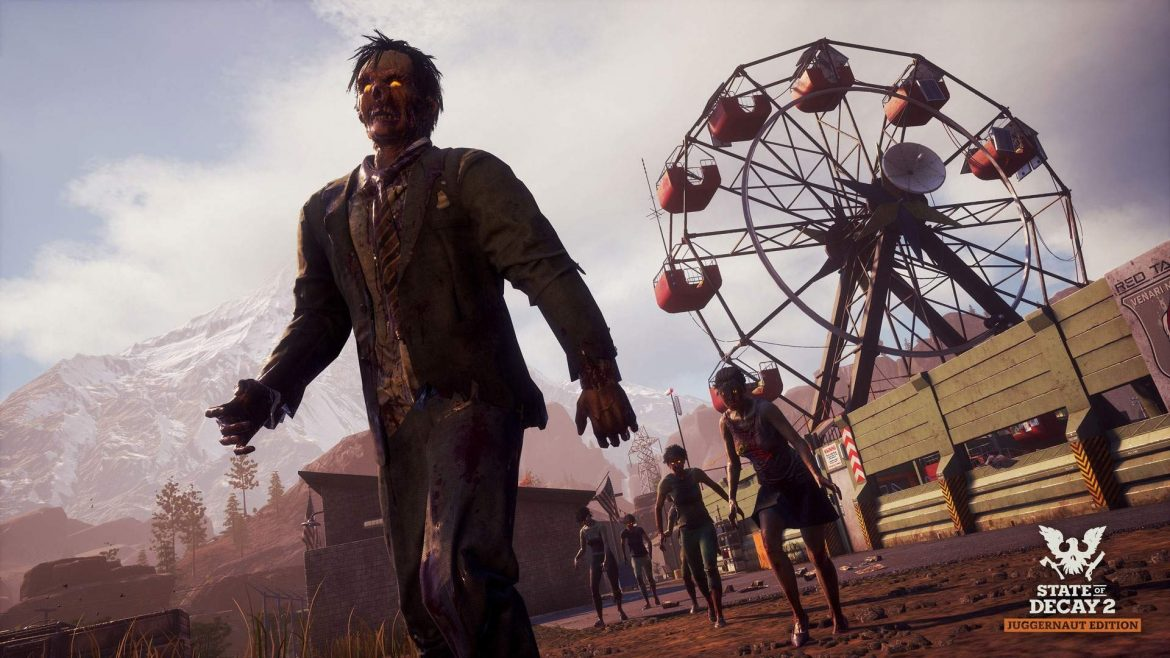 State of Decay 2 Keeps Crashing